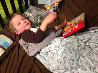 how to make a weighted blanket for your toddler