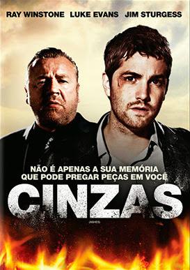 Filme Poster Cinzas DVDRip XviD Dual Audio & RMVB Dublado