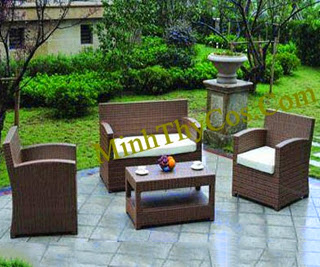 Rattan Sofa Set-MT118