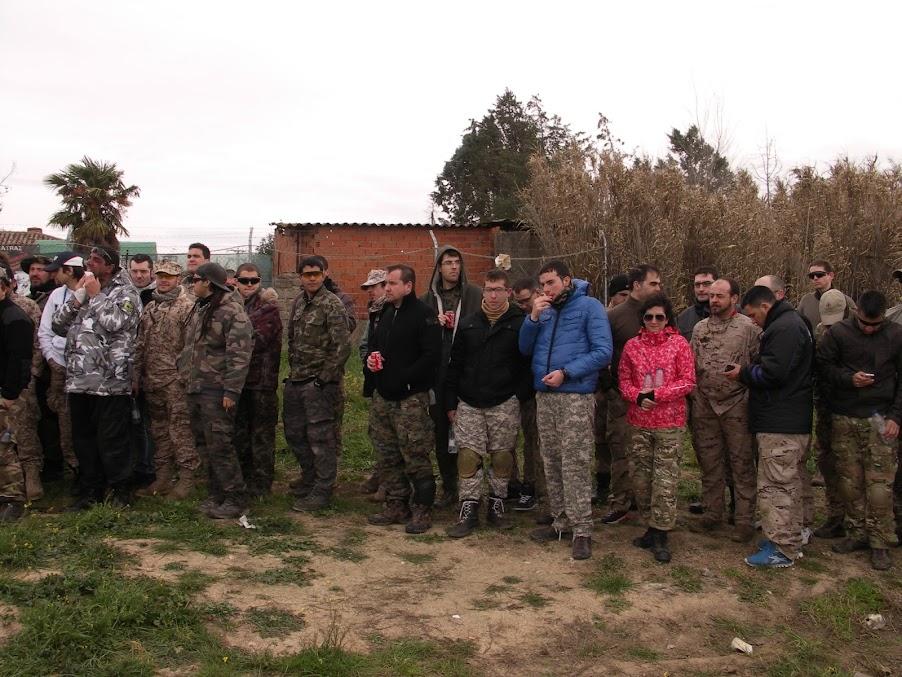 """Fotos de la partida """"Tercer aniversario, Operación FrankWofl""""10-02-13. PICT0257"""