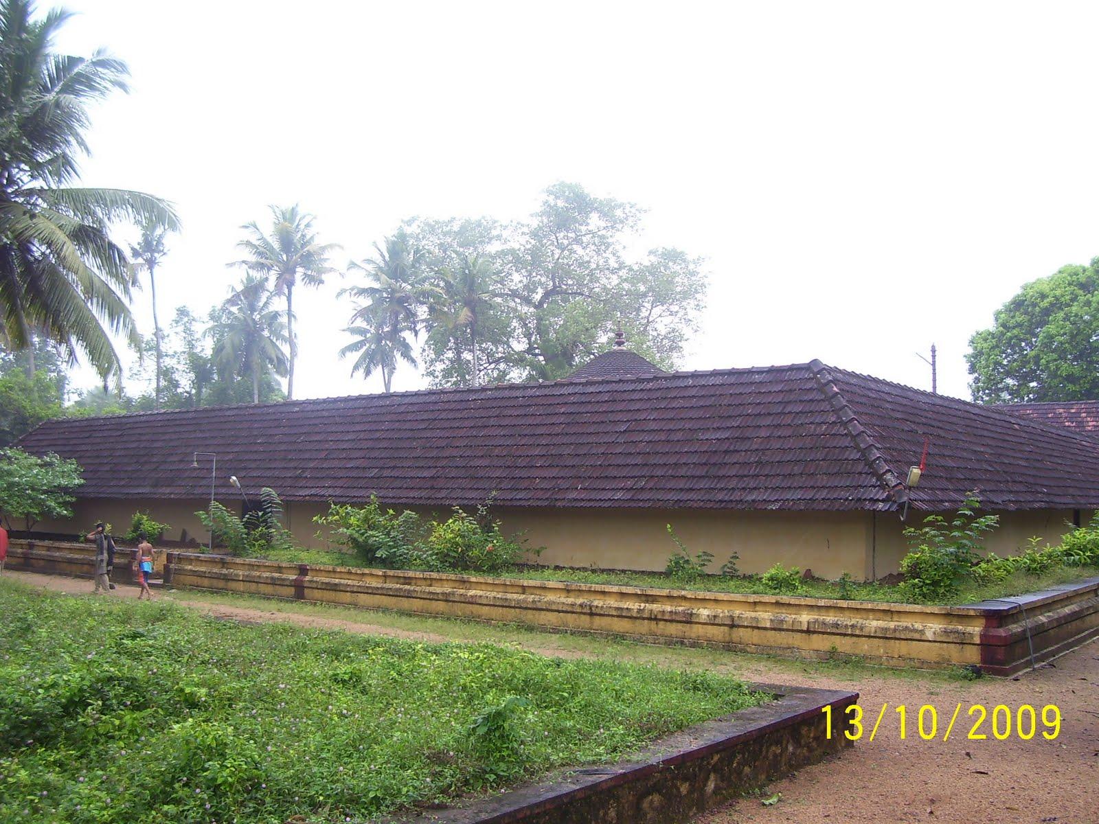 Sri Imayavarappan Perumal Temple (Thiruchittaru) Kerala - Divya Desam 88
