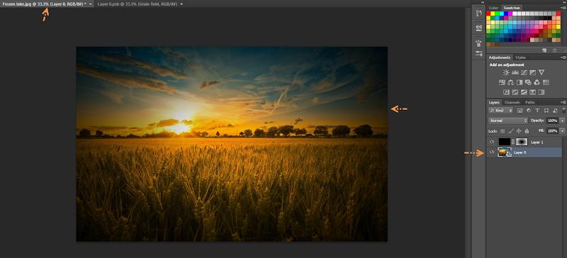 Photoshop - 3 เทคนิคง่ายๆ ในการปรับแต่งภาพแนว Vignette Effect ด้วย Photoshop Vignette13