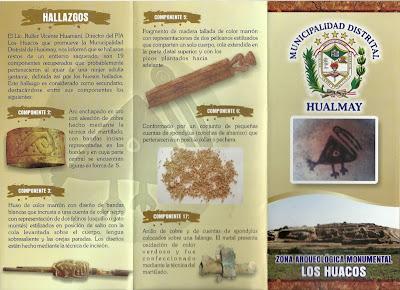 Los Huacos, Hualmay