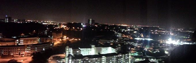 Malam-Malam Terakhir di UiTM Shah Alam...