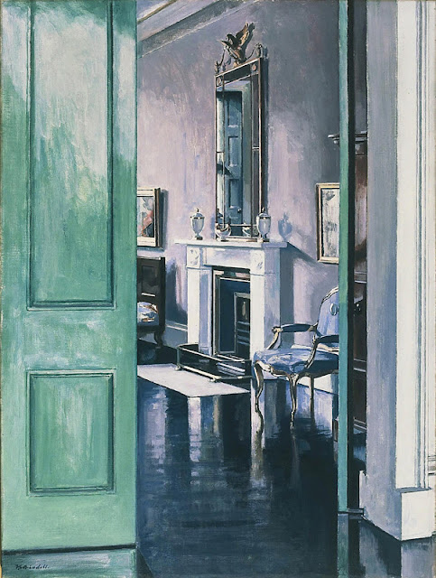Francis campbell boileau cadell scottish 1883 1937 p for 13 regent terrace edinburgh
