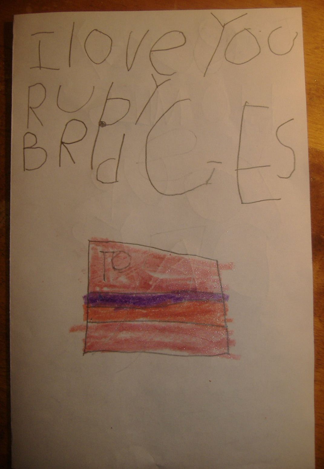 ruby bridges thesis Bridges essays a bridge is a structure designed to provide continuous passage over something bridges usually carry trains, cars, water, or power lines there are.