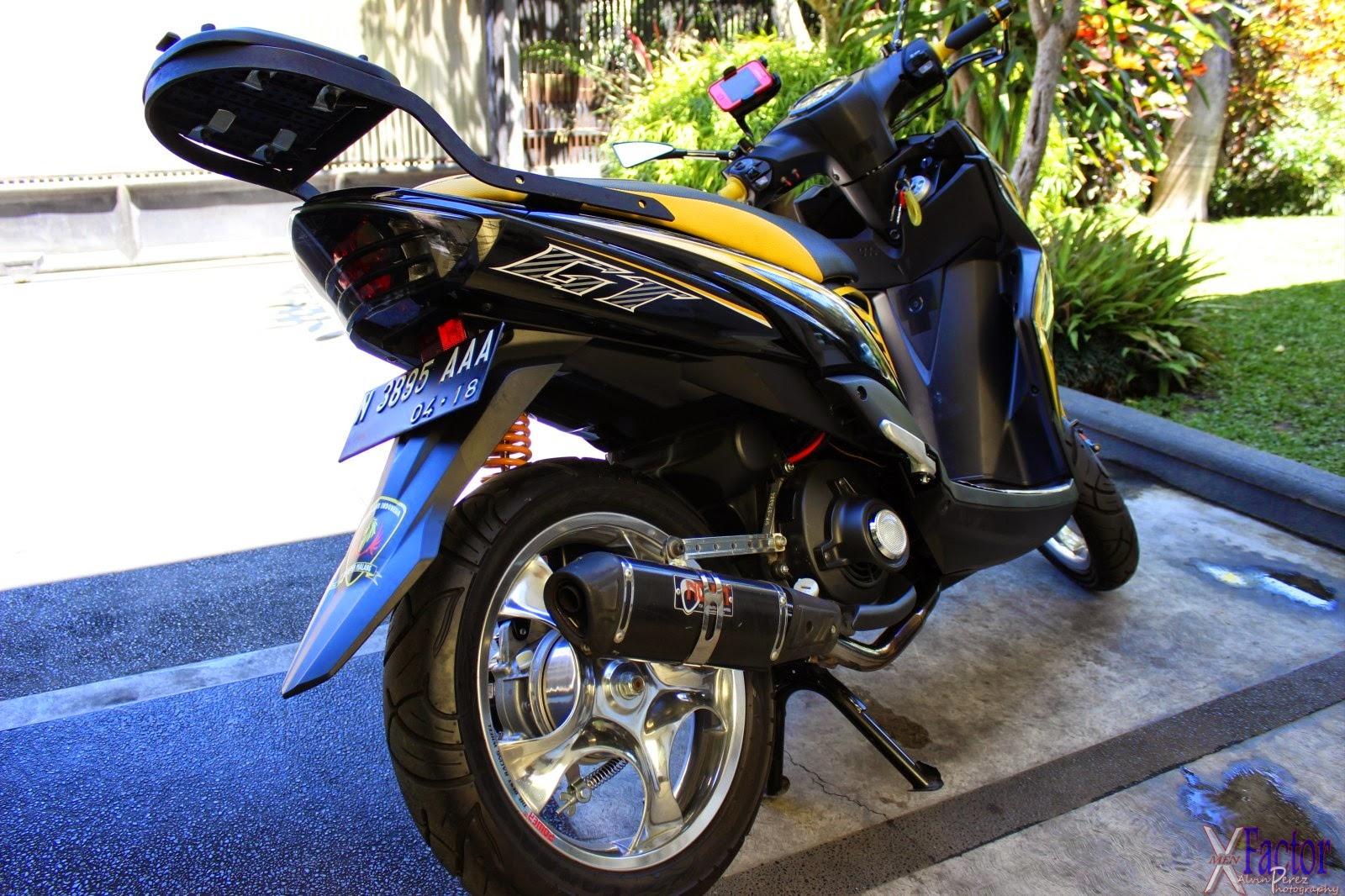 Yamaha Soul Gt Modifikasi