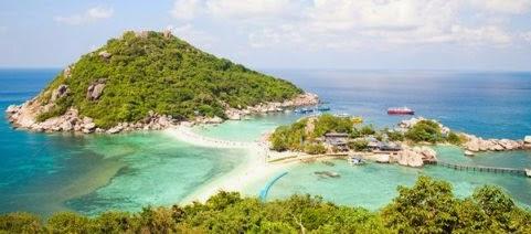 Ko Tao, Sul Tailândia