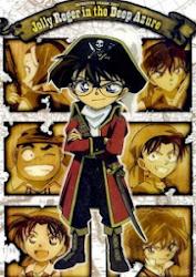 Conan : Jolly Roger in the Deep  - Thám tử lừng danh conan - Jolly Roger in the Deep Azure
