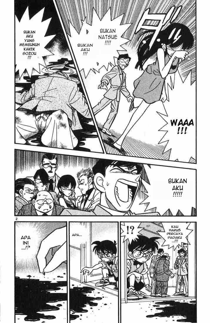 02 Detective Conan   022 Lokasi Harta Warisan
