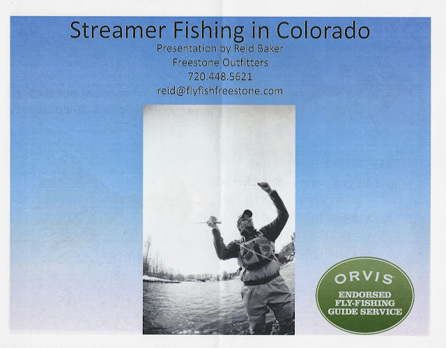 Streamer Fishing in Colorado