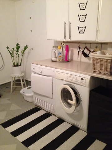 Badrum tvättstuga badrum : Vita huset 28: Tvättstuga/badrum !?