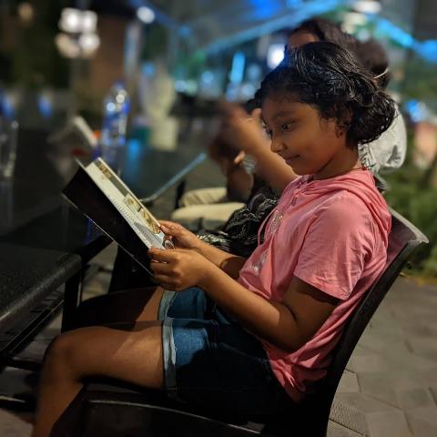 Deepu P v