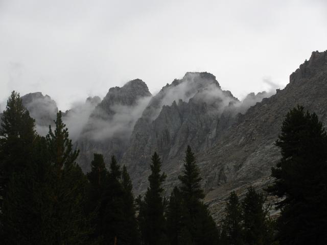 rain lifting, mist lifting