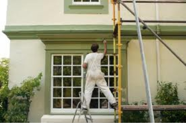 L and L Home Improvements Ltd: Can I use exterior paint inside my house?