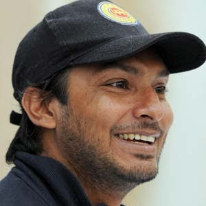 Who is Kumar Sangakkara fans?
