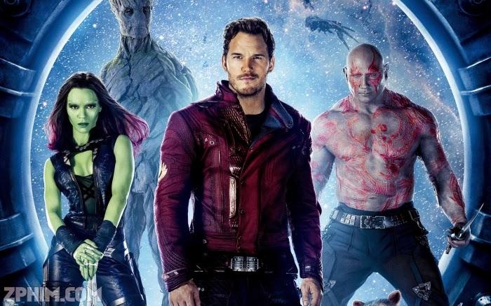 Ảnh trong phim Vệ Binh Dải Ngân Hà - Guardians of the Galaxy 2