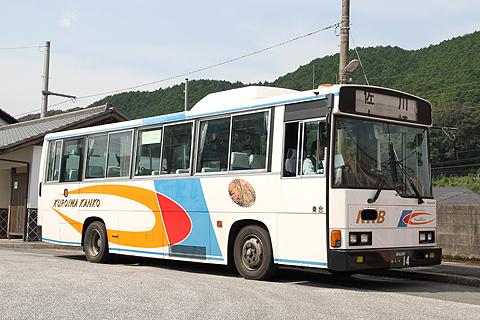 黒岩観光バス 落出~佐川線 佐川駅