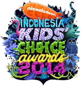 Indonesia Kids' Choice Awards (IKCA) 2014 [image by GlobalTV]