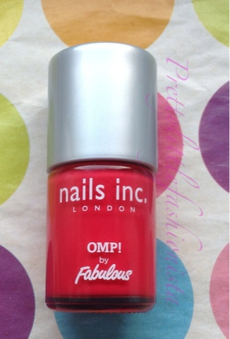 Nails Inc OMP