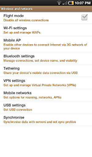 Wireless and Network
