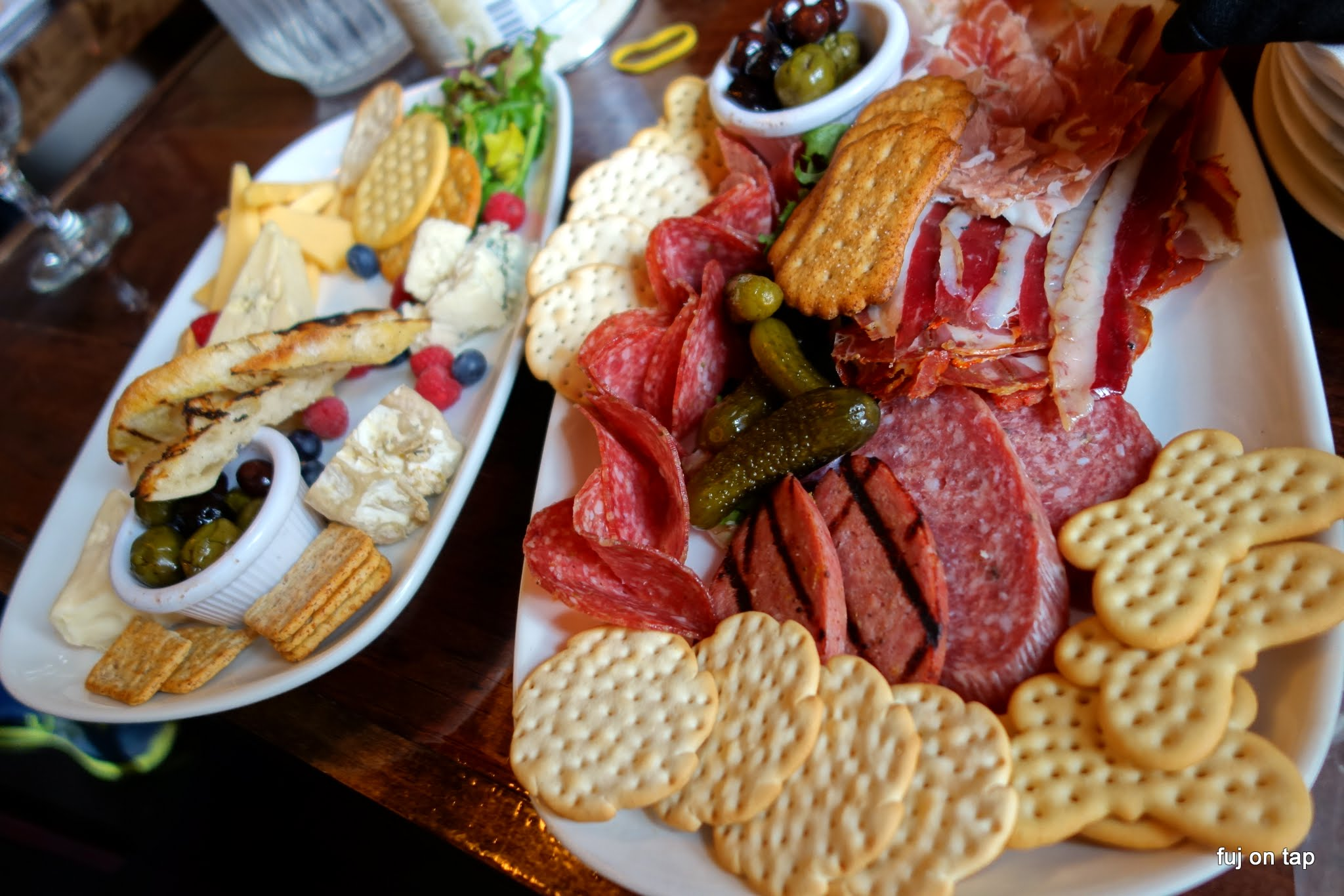 Charcuterie and Cheese Plate at The Bier Abbey