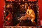 Jacopo Tintoretto. Susanna en el bagno. 1555