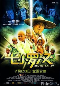 Bảy Vị La Hán - Seven Arhat poster