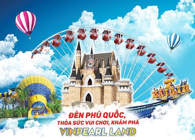 Vinpearl Land Phú Quốc tuyển dụng nhiều vị trí tháng 06/2017