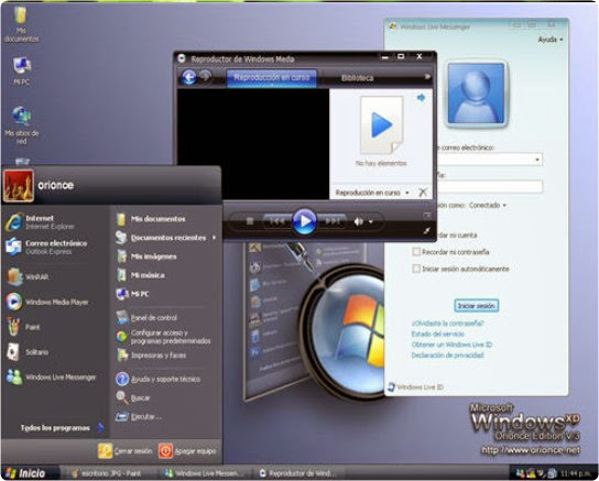 Windows Xp Sp3 Orionce Edition V3 [ISO] [Booteable] 2013-06-15_22h21_35