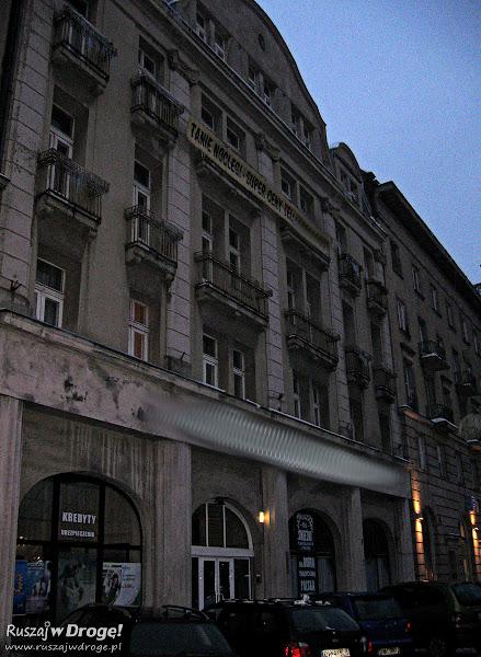 Piękny hotel we Wrocławiu