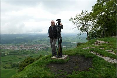 Babio mendiaren gailurra 582 m.  --  2013ko maiatzaren 10ean