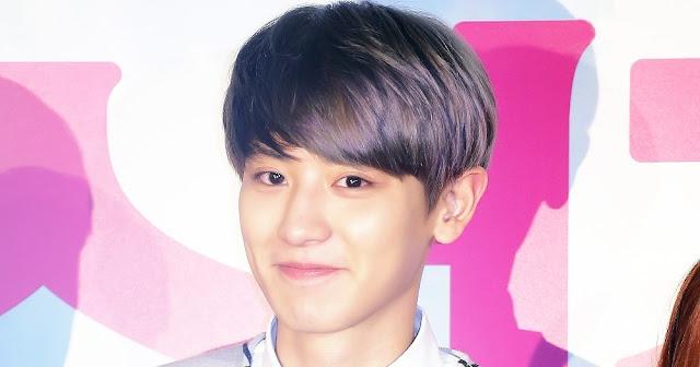 10 bức ảnh đẹp nhất của Chanyeol (EXO) trong màu tóc tím/bạc