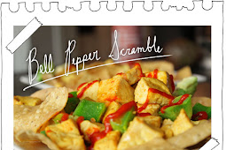Bell Pepper Scramble