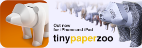Tiny Paper Zoo