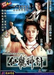 Mythical Crane Magic Needle TVB - Võ lâm mệnh lệnh