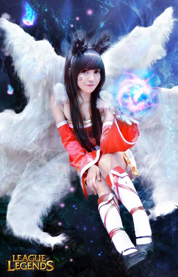 Aki Matsuri công bố kết quả cuộc thi cosplay qua ảnh 3