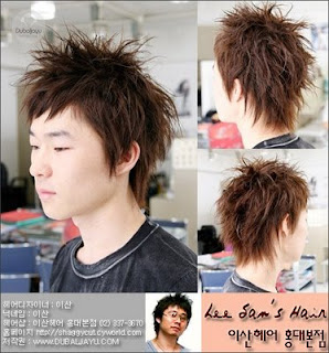 Asian Men Hairstyle Pictures - Hairstyle Ideas for 2011