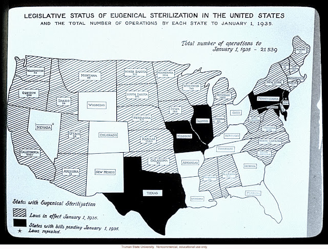 California's eugenics legacy continues in chemical sterilization of minorities