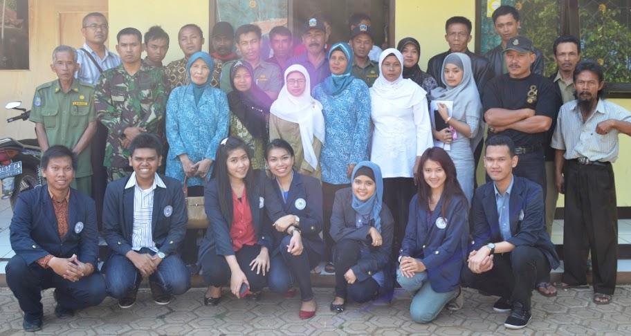 praktikum 2 desa Cilampuyang, STKS Bandung