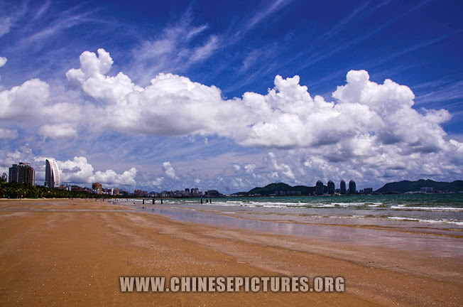 Sanya Photo: Beach & Blue Sky