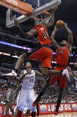 wearing brons nba lebron10 id terrence ross 01 Wearing Brons: LeBron X, 9 and Soldier 6 Sightings all over NBA