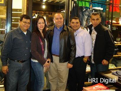Inauguran nueva tienda de ropa CAT en Tegucigalpa
