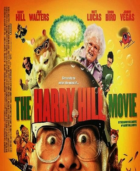 Poster Of English Movie The Harry Hill Movie (2013) Free Download Full New Hollywood Movie Watch Online At alldownloads4u.com