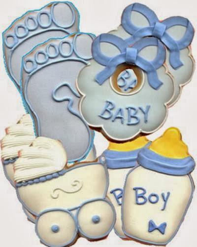 Recuerditos para baby shower