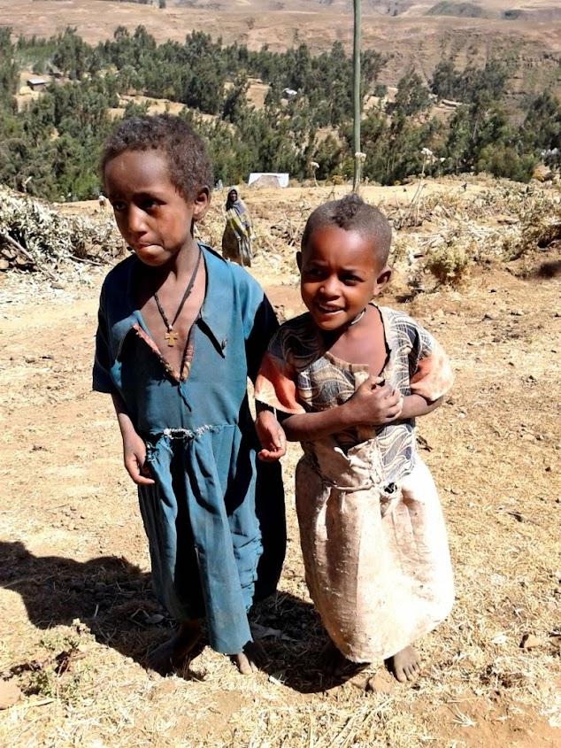 Kelionė į Etiopiją.Simieno vaikai. Autorius Tomas Baltušis