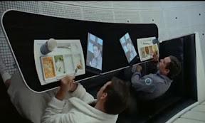 Samsung ipad lo creo Stanley Kubrick