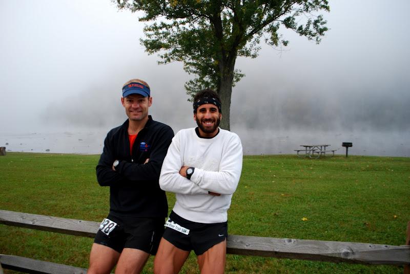 2011 New River 50K Pre-Race