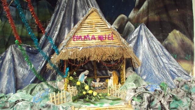 Giáo xứ Diêm Điền mừng Chúa Giáng Sinh