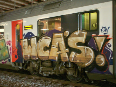 WCA'S graffiti